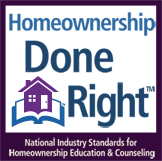 homeownership done right logo