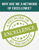 Why are we a network of excellence?