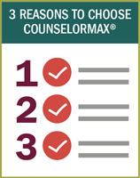 3 Reasons to Choose CounselorMax