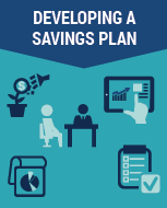 Developing a savings plan