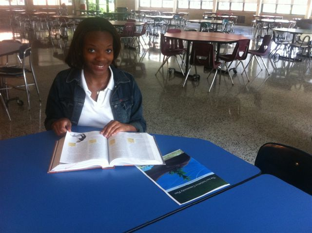 Eboni Boykin Goes to Columbia University
