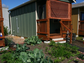 Quixote Village: Tiny homes as permanent supportive housing