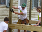 Operation Renovation: Helping veterans save their homes