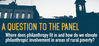 Rural summit: Where does philanthrophy fit in?
