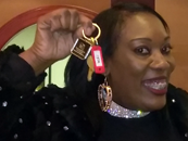 DC nonprofit helps formerly homeless mother of seven become homeowner