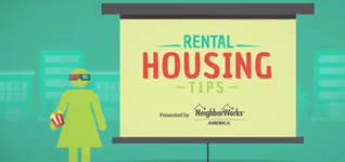 Five tips for renters