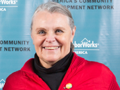 Community conversations: Sheila Rice, recently retired executive di...