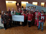 Holiday 'ugly sweaters' can earn donations for nonprofits