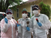 Paint The Town: Taking the lead on lead paint