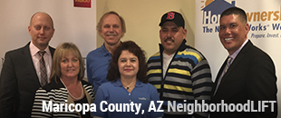 Maricopa County, AZ NeighborhoodLIFT